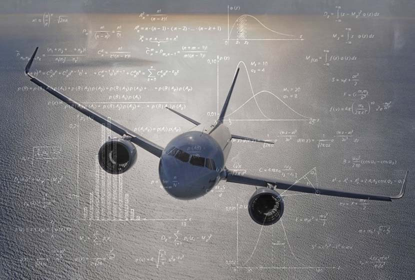 Do you have to be good at Maths to be a Pilot?