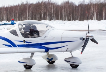 Learn to fly in Autumn or Winter!