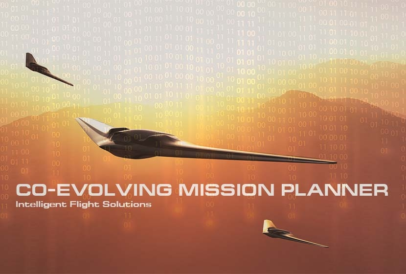Co-Evolving Mission Planner (CEMP).